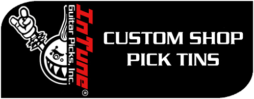 Guitar Pick Products, Custom Guitar Picks, Personalized Guitar Picks