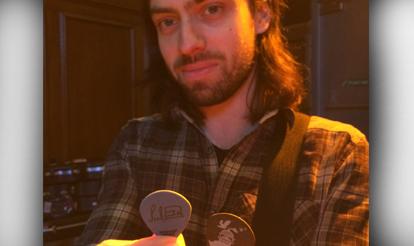 The Answer Paul Custom Guitar Picks, Personalized Guitar Picks