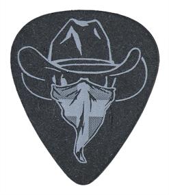Single Color Guitar Pick Printed Samples  Volbeat