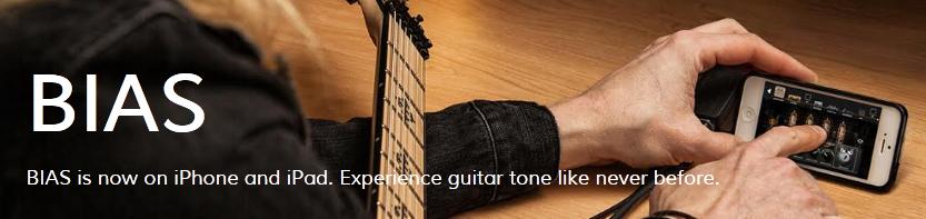 Positive Grid BIAS and Custom Guitar Picks