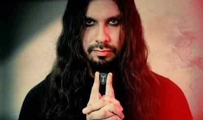 Mauricio Silva - Asterion, Battlerage Custom Guitar Picks, Personalized Guitar Picks, Client Promo Shots