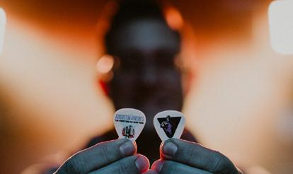 Personalized Guitar Picks August Burns Red Custom Guitar Picks