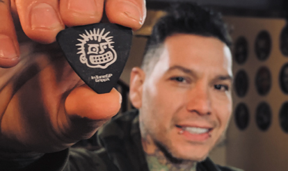 Custom Guitar Picks MXPX