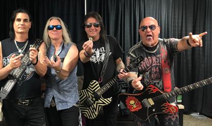 Custom Guitar Picks Warrant