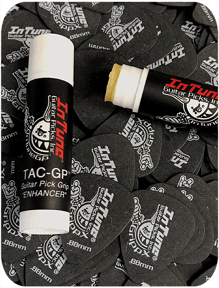 Custom Guitar Pick Grip Enhancer Tac-GP