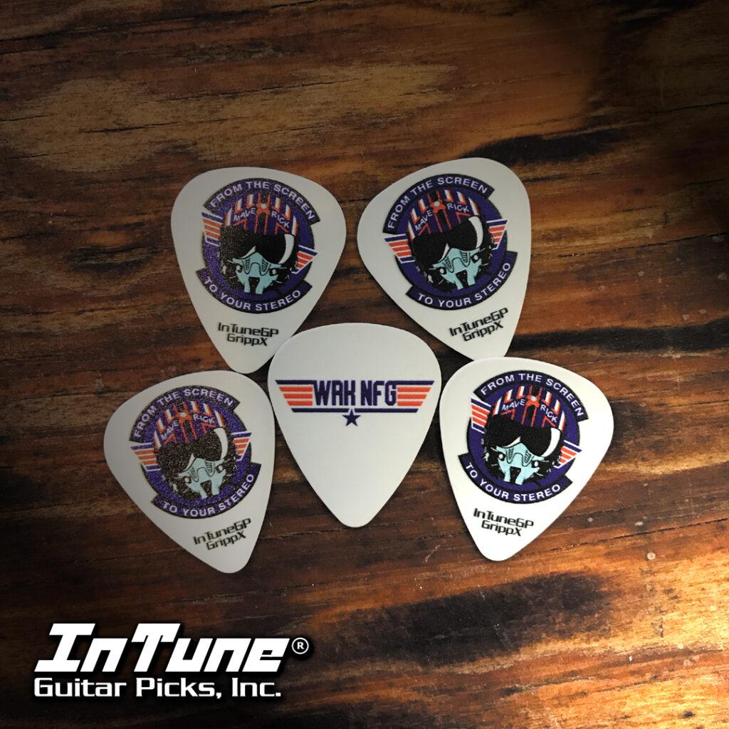 Custom Guitar Picks for Ryan Key