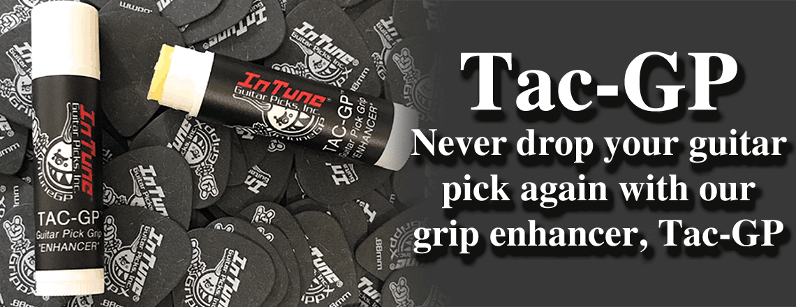 Tac-GP for Custom Guitar Picks