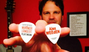 Custom Guitar Picks, Personalized