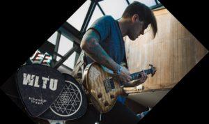We Love the Underground Custom Guitar Picks