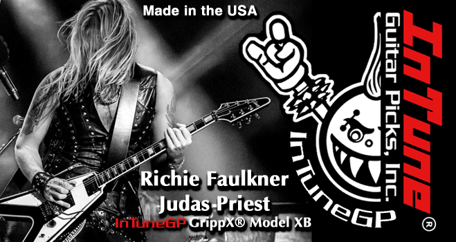 Personalized and Custom Guitar Picks by InTuneGP