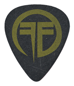 Custom Guitar Picks and Personalized Guitar Picks Sample