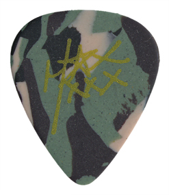 Custom Guitar Picks Single Color Samples, Custom-Guitar-Picks-15