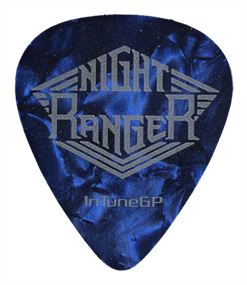 Custom Guitar Picks Single Color Samples, Custom-Guitar-Picks-28