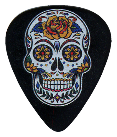 Custom Guitar Picks and Personalized Guitar Picks Full Color