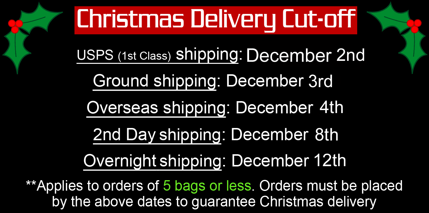 specials on custom guitar picks and Guitar Pick Christmas Schedule