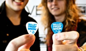 Custom Guitar Picks and Personalized Guitar Picks Bullet