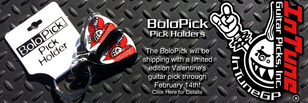 Personalized Guitar Picks in your BoloPick