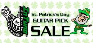Custom Guitar Pick Sale