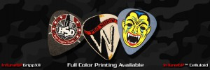 Custom Guitar Picks, Personalized Guitar Picks, Guitar Picks