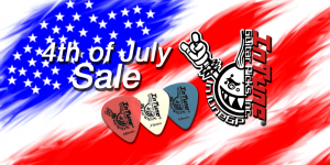 Custom and Personalized Guitar Picks Sale