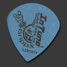 Custom Guitar Picks GrippX, Personalized Guitar Picks