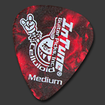 Custom Guitar Picks Celluloid, Personalized Guitar Picks