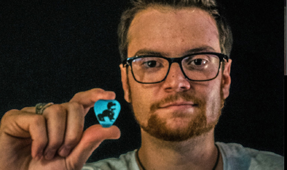 Custom Guitar Picks and Personalized Guitar Picks artist Zakk DeBono