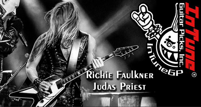 Custom Guitar Picks and Judas Priest