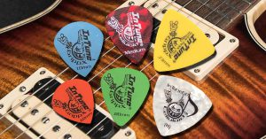 Custom Guitar Picks and Their Shapes