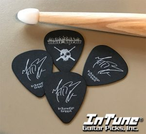Custom Guitar Picks not Sticks