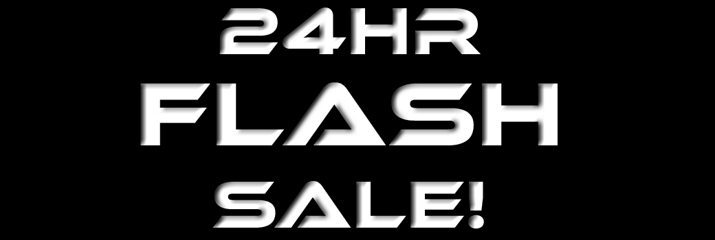 24 Hour Custom Guitar Pick Flash Sale