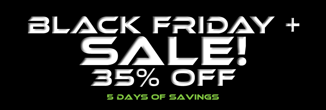 Black Friday Plus Custom Guitar Pick Sale