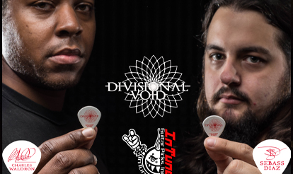 Personalized Guitar Picks Divisional Void Custom Guitar Picks